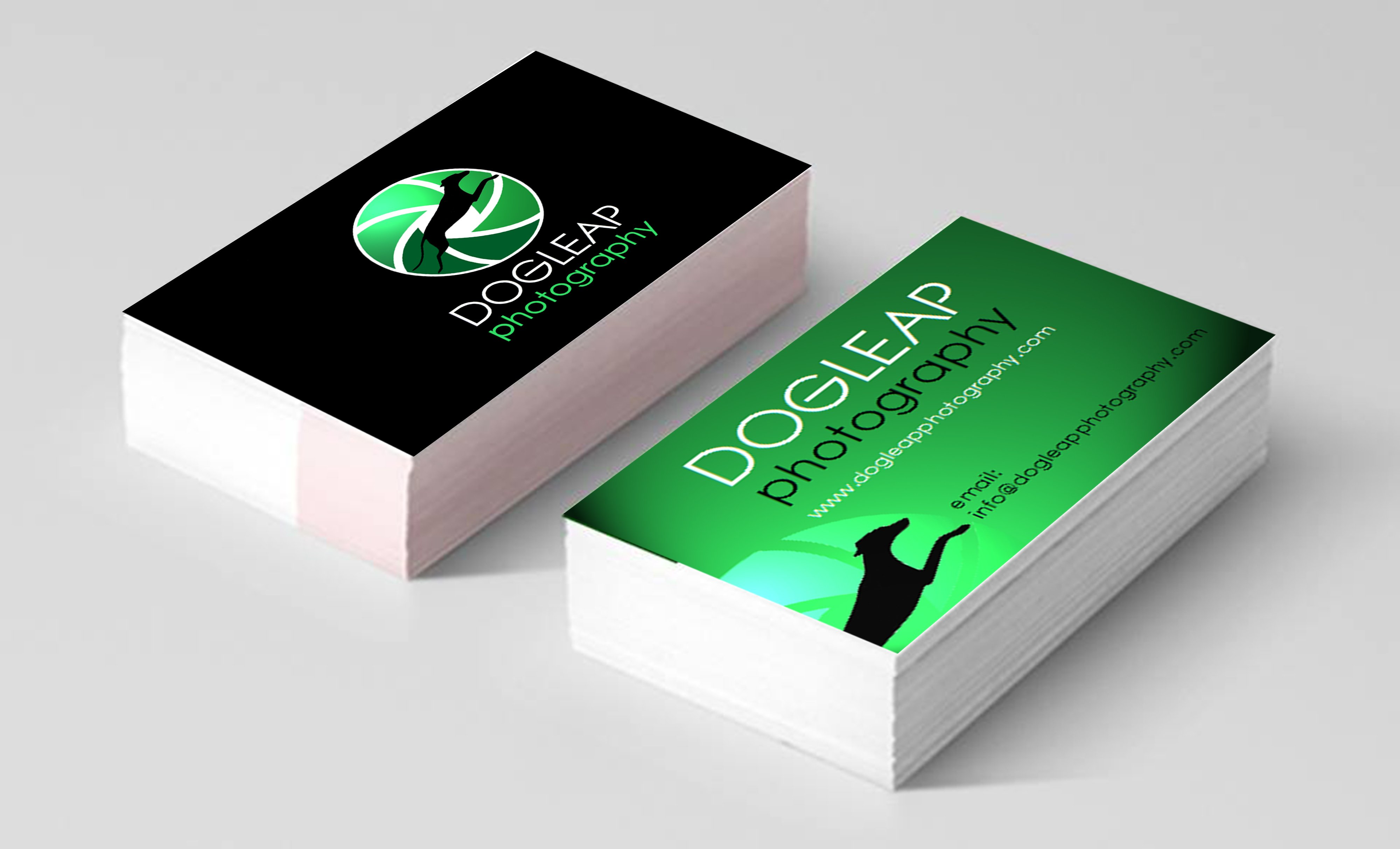 Dogleap Cards