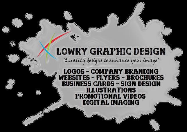 Lowry graphic design graphic design logos company branding websites flyers brochures business cards sign design illustrations promotional videos digital imaging colourmoves